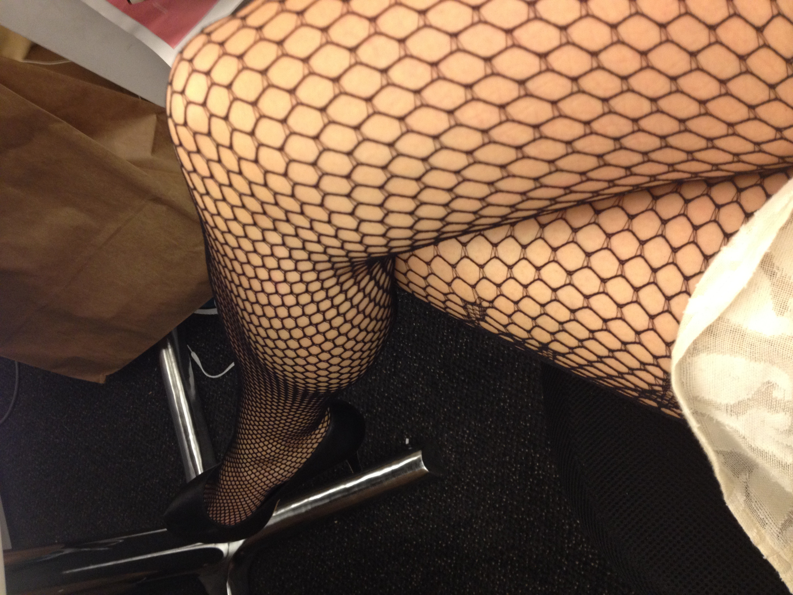 My Quest For Sugar Freedom: Fishnets and High Heels | travel with ...