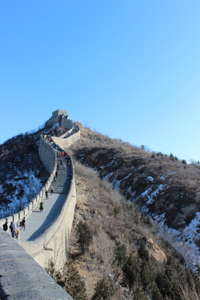 The magnificent Great Wall