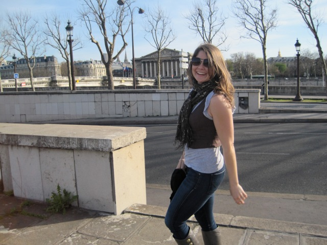 Taken in Paris, my second trip back to Europe eight years after the first.