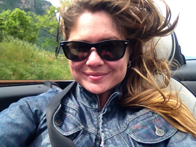 Absolutely love cruising in a convertible... especially on the Autobahn!
