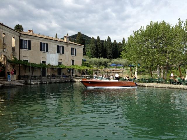 Lake Garda's Ristorante Costa D'Oro